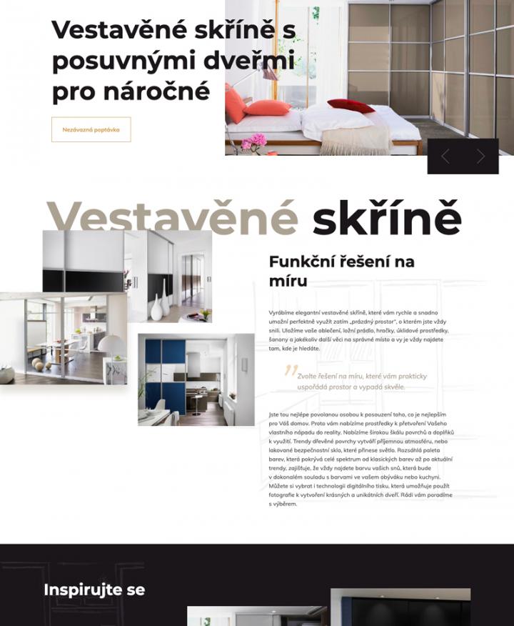 Gudcina - Webové stránky